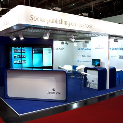 Picture Safe Messestand
