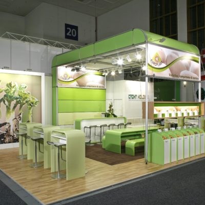 Europlant Messestand